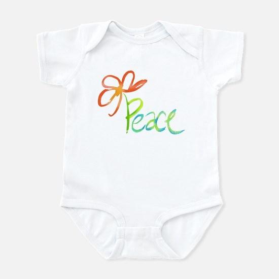 Grow Peace Infant Bodysuit