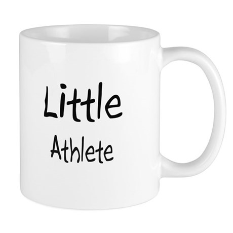 Little Athlete Mug