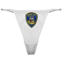 Union City Police Classic Thong