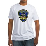 Union City Police Fitted T-Shirt