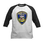 Union City Police Kids Baseball Jersey