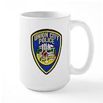 Union City Police Large Mug