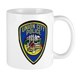 Union City Police Mug