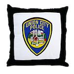 Union City Police Throw Pillow