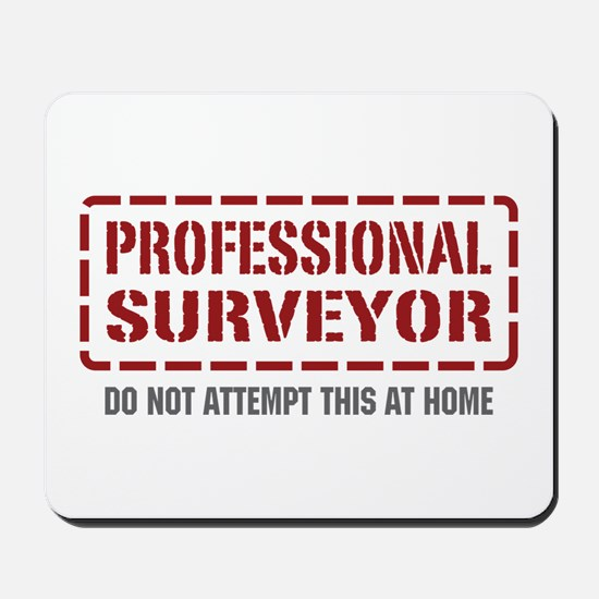 Professional Surveyor Mousepad