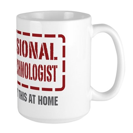 Professional Surgical Technologist Large Mug