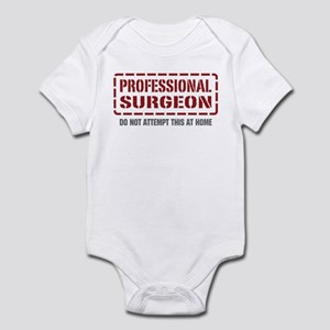 Professional Surgeon Infant Bodysuit