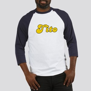 Retro Tito (Gold) Baseball Jersey