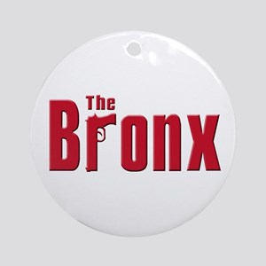 The Bronx,New York Ornament (Round)