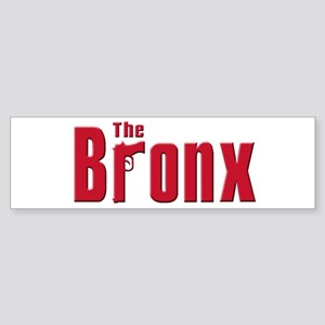 The Bronx,New York Bumper Sticker