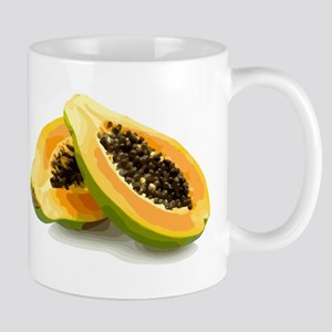 Papaya Mugs