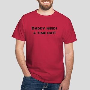 Fun Gifts for Dad Dark T-Shirt