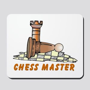 Chess Master Dad Mousepad