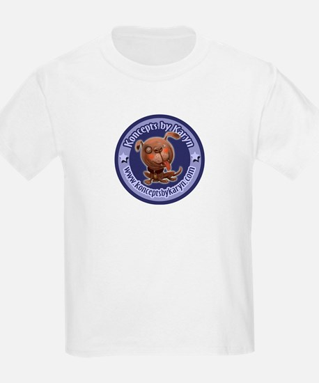 Koncepts Round Dog Swag Kids T-Shirt