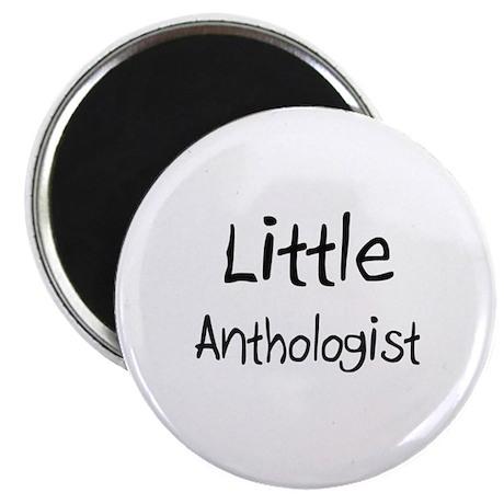 Little Anthologist Magnet