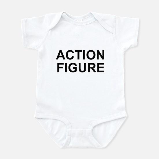 Action Figure Infant Bodysuit