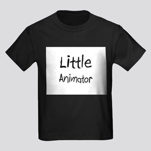 Little Animator Kids Dark T-Shirt