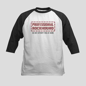 Professional Rockhound Kids Baseball Jersey