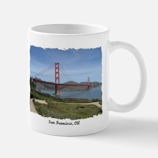 San Francisco, CA Mug