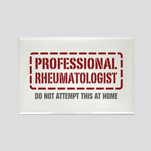 Professional Rheumatologist Rectangle Magnet
