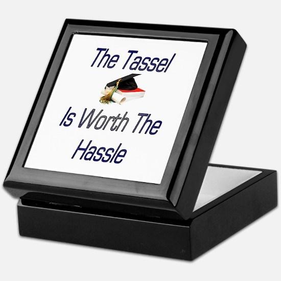 Tassel Worth Hassel Keepsake Box