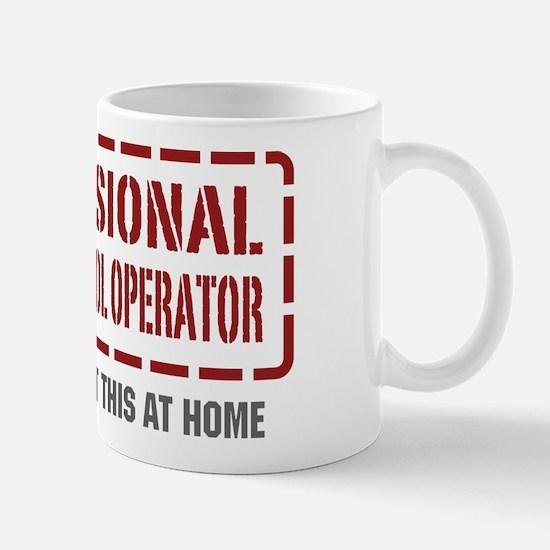 Professional Radio Control Operator Mug