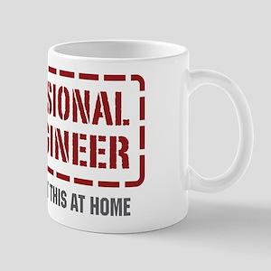 Professional QA Engineer Mug