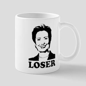 Hillary Clinton - Loser Mug