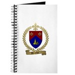 BROCHU Family Crest Journal