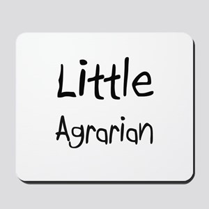 Little Agrarian Mousepad