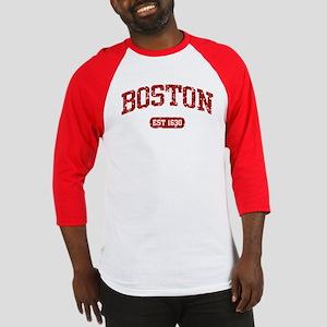 Boston EST 1630 Baseball Jersey