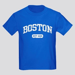 Boston EST 1630 Kids Dark T-Shirt