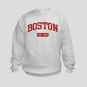 Boston EST 1630 Kids Sweatshirt