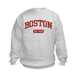 Massachusetts Crew Neck