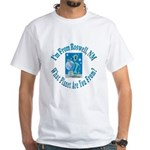 Roswell White T-Shirt