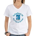 Roswell Women's V-Neck T-Shirt