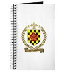 BROUSSARD Family Crest Journal
