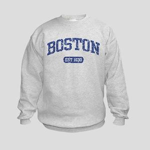 Boston EST 1630 Kids Sweatshirt