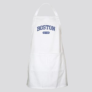 Boston EST 1630 BBQ Apron