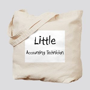 Little Accounting Technician Tote Bag