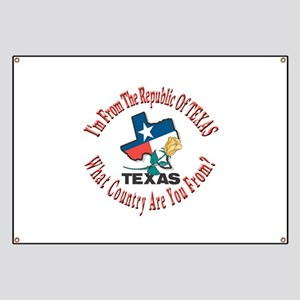 Texas 2 Banner