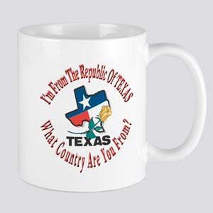 Texas 2 Mug