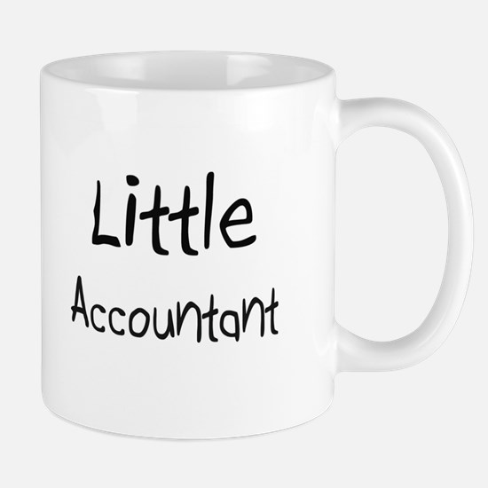 Little Accountant Mug