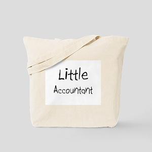 Little Accountant Tote Bag
