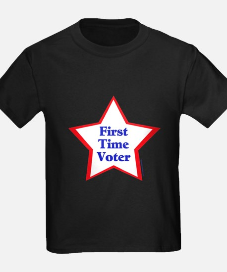 First Time Voter Star T