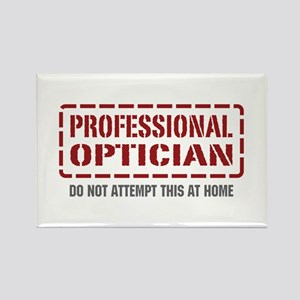 Professional Optician Rectangle Magnet