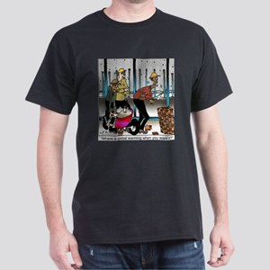 Where's Global Warming Dark T-Shirt