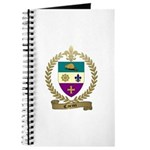 CARON Family Crest Journal