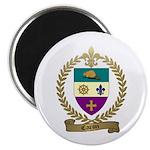 CARON Family Crest Magnet