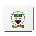 CARON Family Crest Mousepad